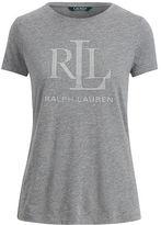 Ralph Lauren Microstud Jersey T-Shirt