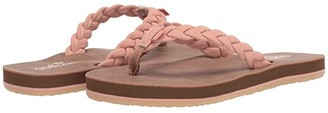Cobian Lil Braided Pacifica (Toddler/Little Kid/Big Kid) (Blush) Women's Shoes