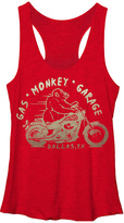 Fifth Sun Red 'Gas Monkey Garage' Motorcycle Ride Tee - Juniors