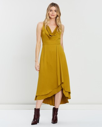 French Connection Alessia Drape Dress