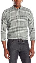 Fred Perry Men's Distorted Gingham Shirt