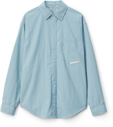 Collection MESH LINED OVERSHIRT