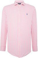 Polo Ralph Lauren Golf Multi Gingham Long Sleeve Shirt