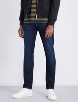 Paige Lennox slim-fit tapered jeans