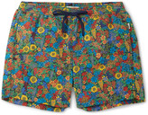 Onia - Charles Printed Swim Shorts