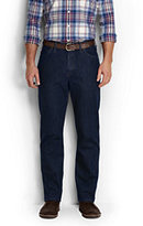 Classic Men's Relaxed Fit Jeans Indigo