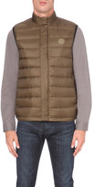Paul Smith Quilted down-filled gilet