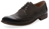 John Varvatos Star S Commute Wingtip Derby Shoe