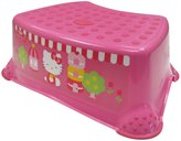 Ginsey Deluxe Step Stool - Hello Kitty Pink