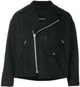 Julius oversized biker jacket