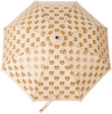 Moschino bear print umbrella