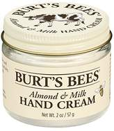 Burt's Bees Almond & Milk Hand Cream, 2 Ounces, Pack of 2