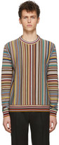 Paul Smith Multicolor Signature Stripe Sweater