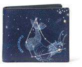 Michael Kors Capricorn Leather Billfold Wallet