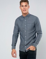 Jack and Jones Smart Shirt With Button Down