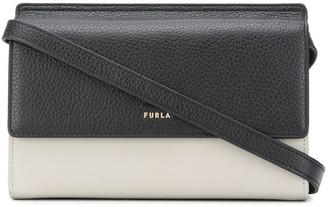 Furla Contrast-Panel Belt Bag