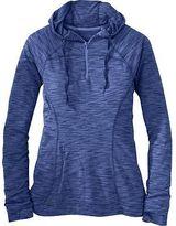 Outdoor Research Flyway Hooded Shirt - Women's Baltic/Typhoon S