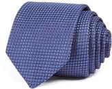 BOSS Micro Print Skinny Tie
