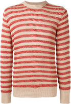 Nuur striped jumper - men - Cotton - 48