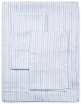 Melange Home Shirt Stripe Sheet Set