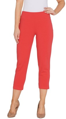 Women With Control Wicked by Petite Crop Pants