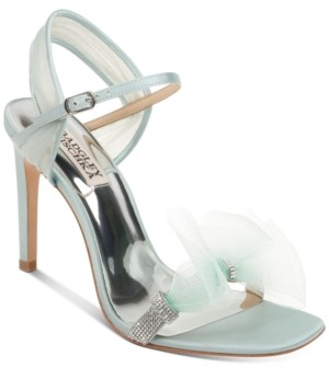 Badgley Mischka Jessica Evening Sandals Women's Shoes
