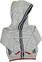 Kanz Grey Hooded Sweatshirt