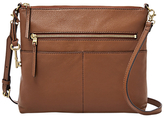 Fossil Fiona Leather Cross Body Bag