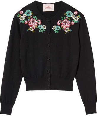 Marc Jacobs The Beaded Love cardigan