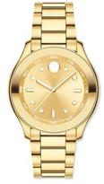 Movado Bold Goldtone Stainless Steel Bracelet Sport Watch
