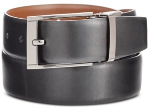 Perry Ellis Mens Late Kelly Big and Tall Belt
