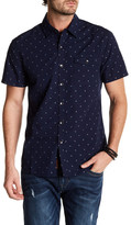 Seven7 Classic Fit Spotted Shirt