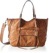 Remonte Q0471, Women's Shoulder Bag, Braun (Muskat)