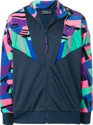 Fila Magic Line zipped sweatshirt