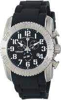 Swiss Legend Men's 11876-TI-01 Commander Analog Display Swiss Quartz Watch