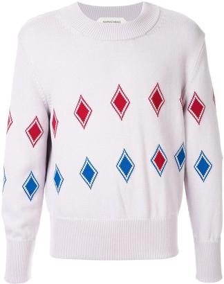 Namacheko Geometric Knit Sweater