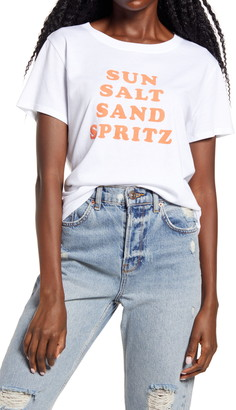 Sub Urban Riot Sun Salt Spritz Graphic Tee
