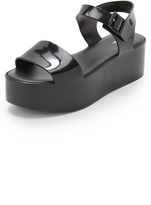 Melissa Mar Flatform Sandals