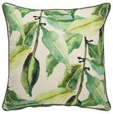 Lulu & Georgia Olive Leaf Pillow