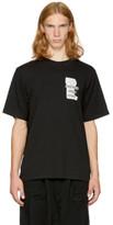 Perks And Mini Black Home Maid T-shirt