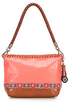 The Sak Indio Beaded Demi Small Hobo Bag