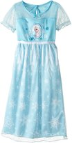 Disney Big Girls Frozen Dressy Gown