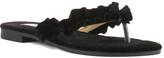 Black Vintage Flip-Flop