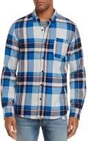 Scotch & Soda Flannel Regular Fit Shirt