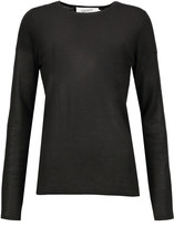 Goat Bruno cashmere and silk-blend sweater