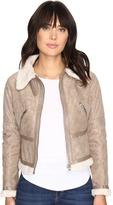 Brigitte Bailey Colleen Collared Jacket with Zipper