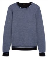 Merino Wool Birdseye Sweater