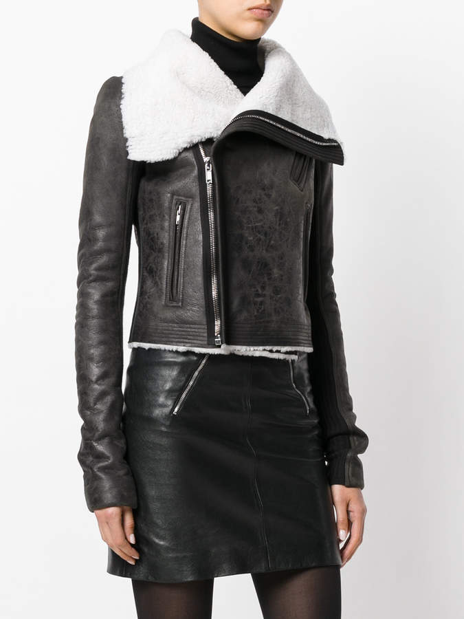 Rick Owens zipped jacket