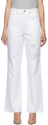 GRLFRND White Dawn Jeans