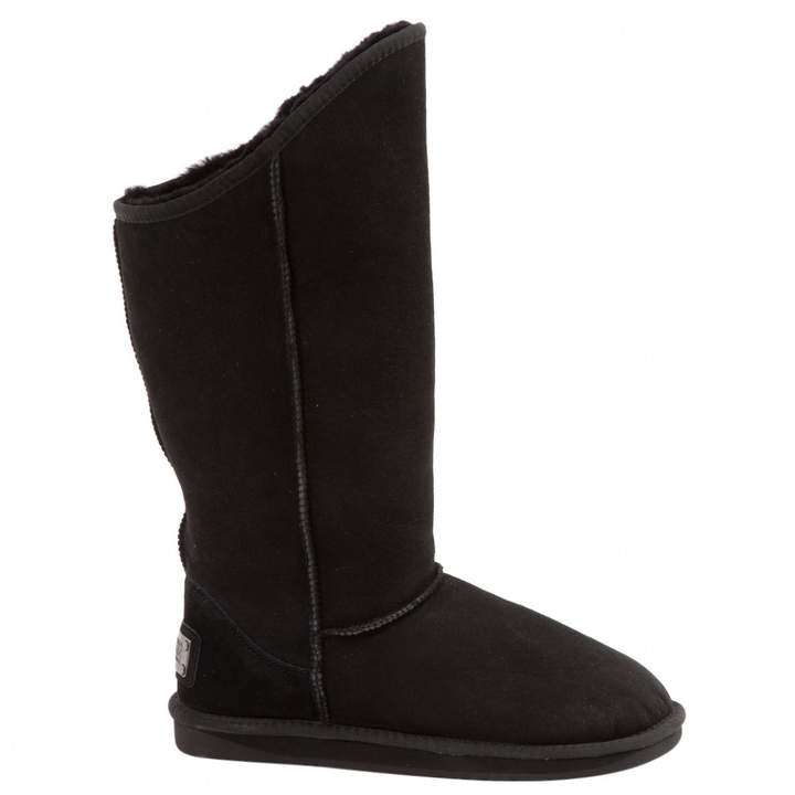Australia Luxe Collective Black Suede Boots